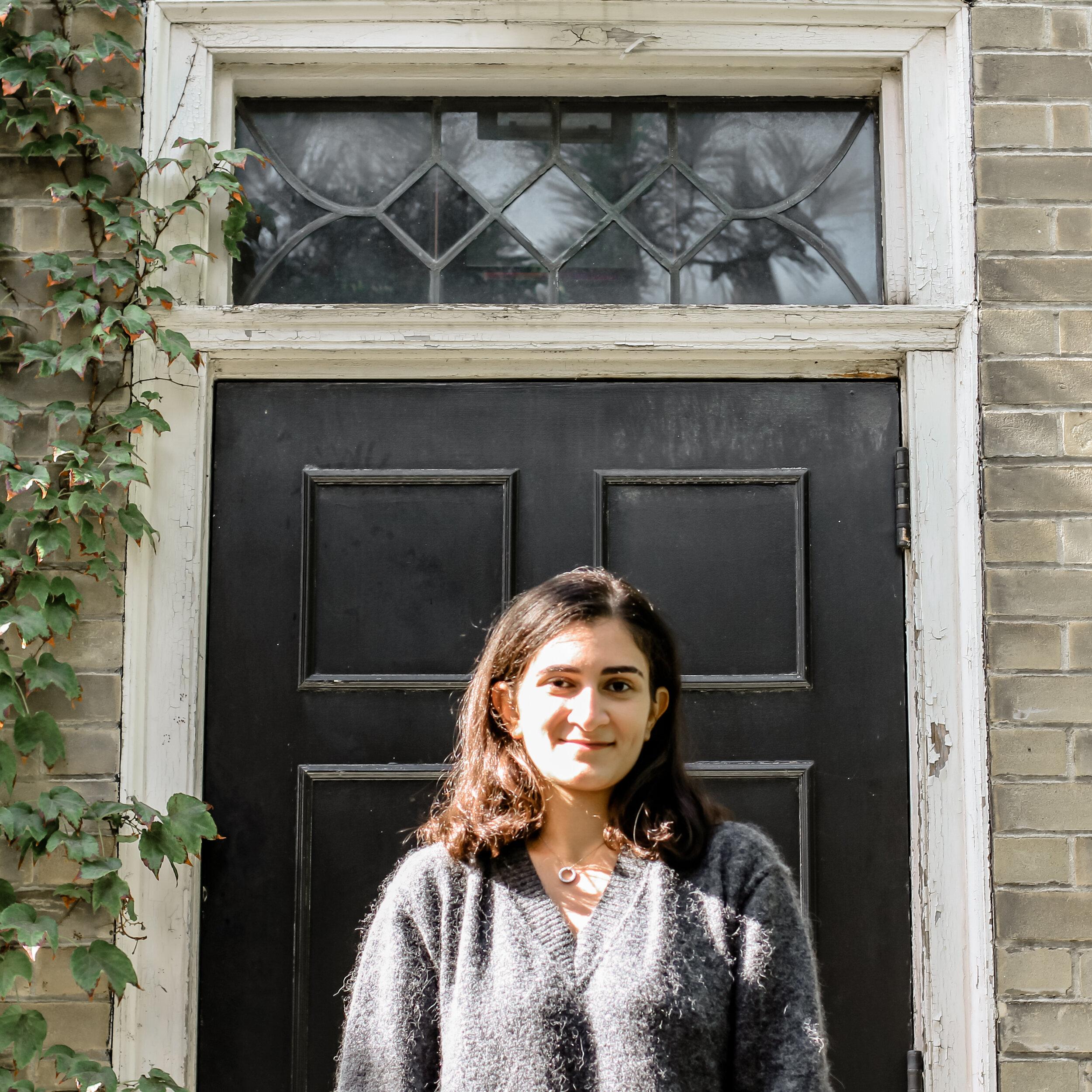 Arina Mnatsakanyan  Associate Editor  she/her