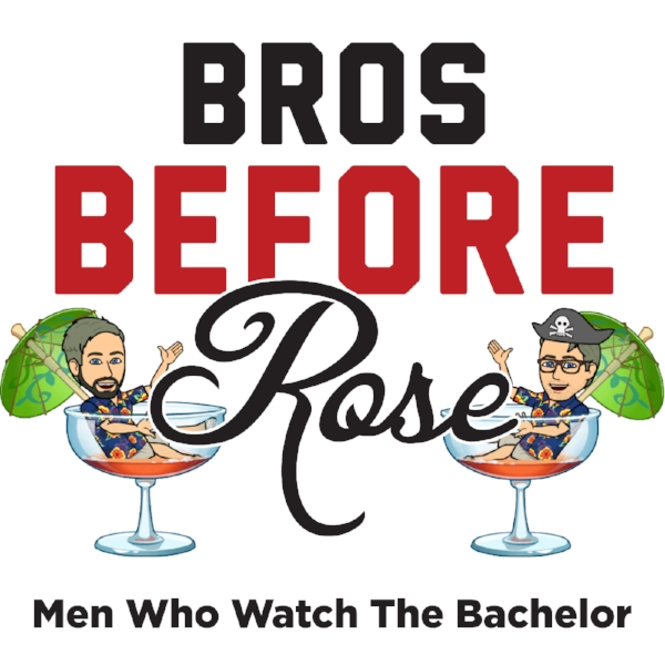 Check out our Bachelor In Paradise cover art!!!