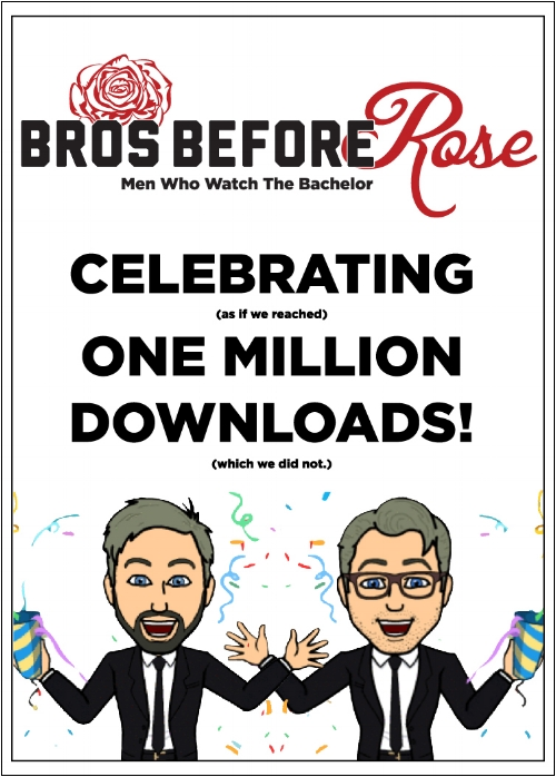 Bros One Million Downloads.jpg