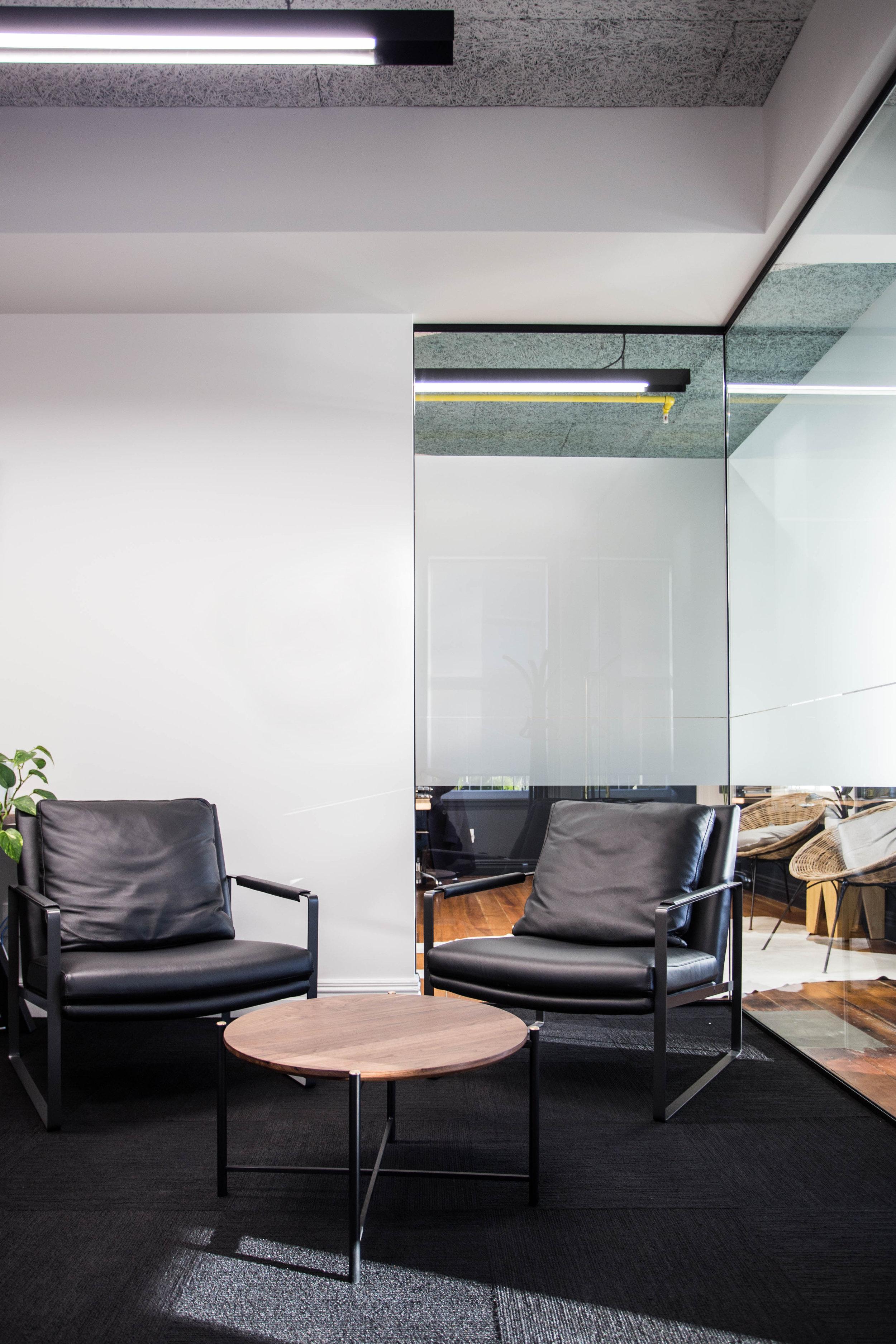 Commercial Interiors branding website design - Lachlan Muldowney