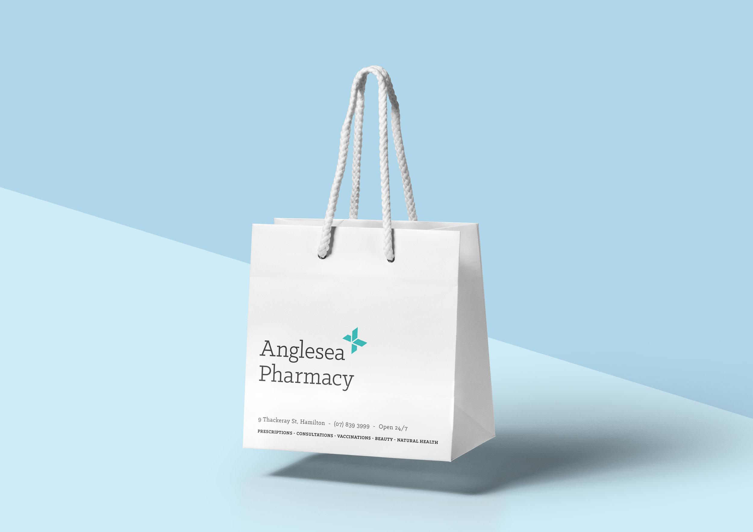 Anglesea Pharmacy | Branding | Logo Design