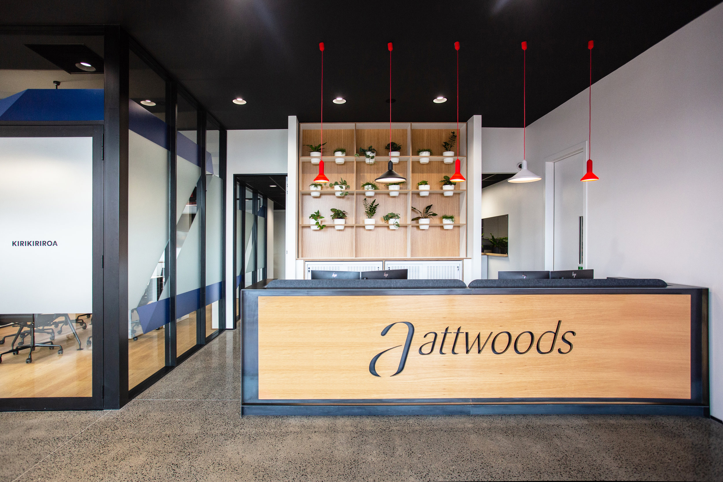 Attwoods | Commercial Interior | Workplace Strategy