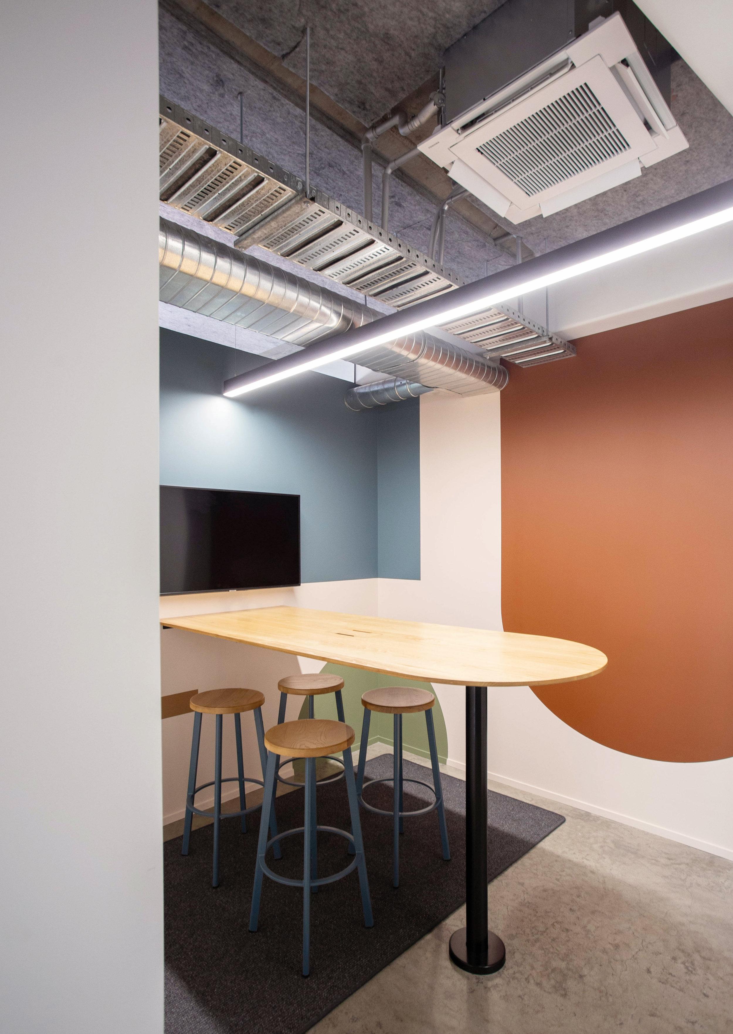Panama Square | Commercial Interior | Workplace Design