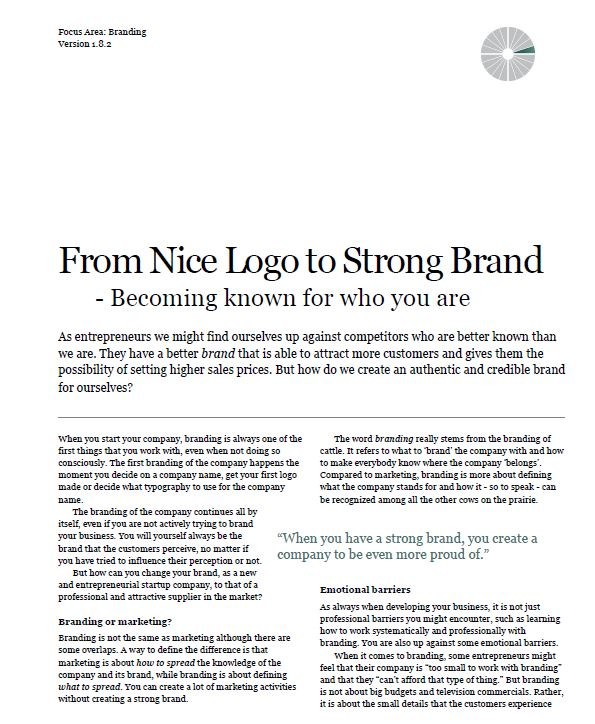 From Nice Logo to Strong Brand.JPG