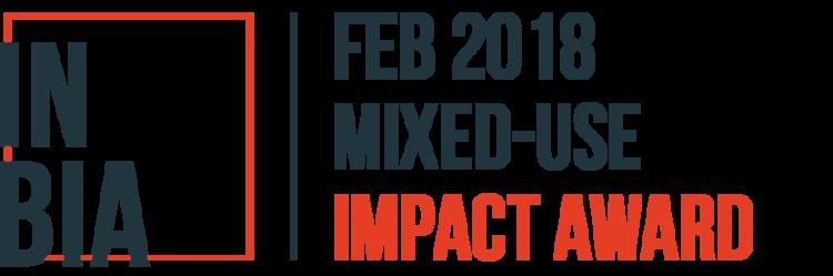 INBIA Mixed-Use Impact Award - February 2018
