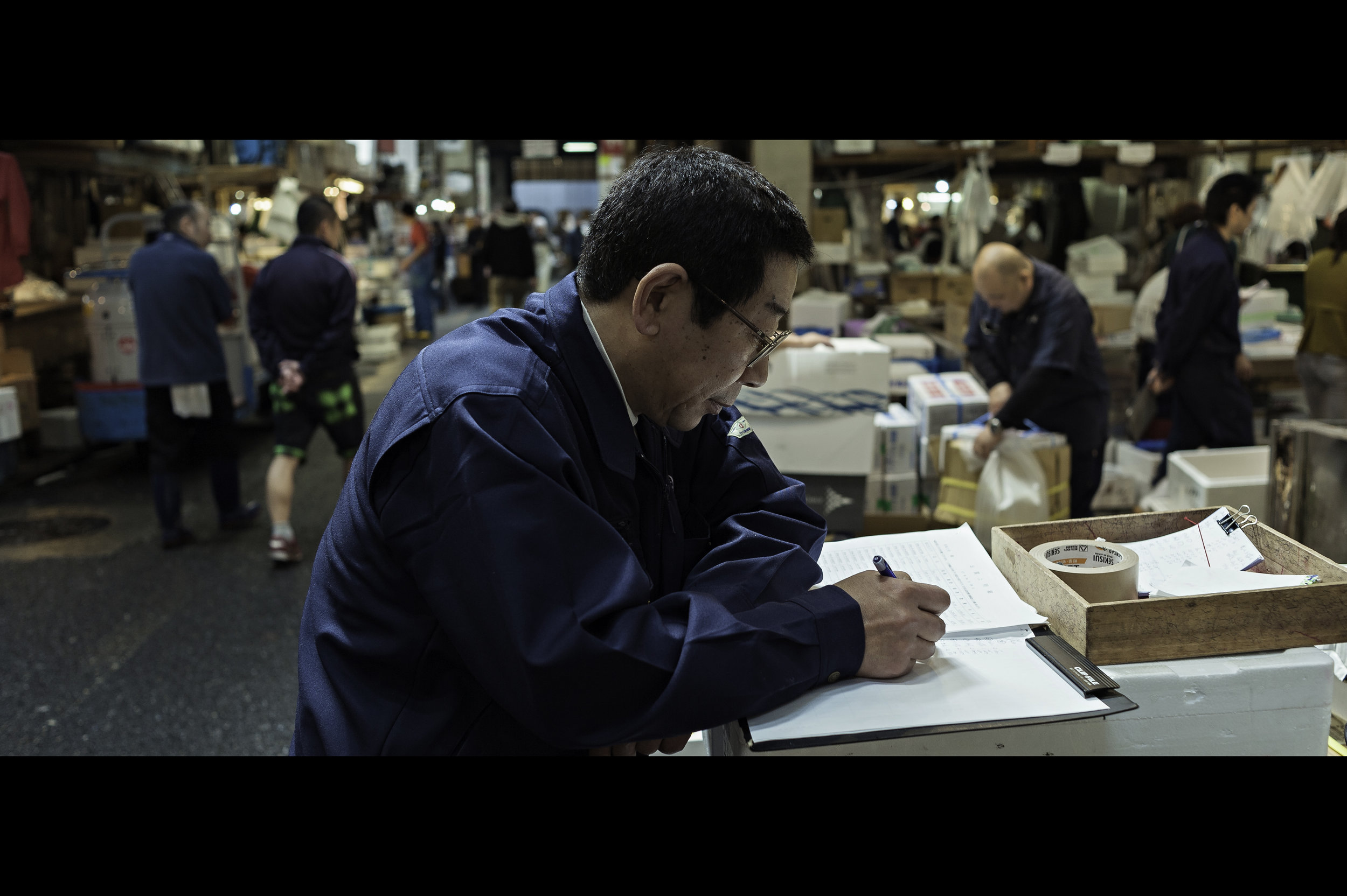 book-keeping-fish-market