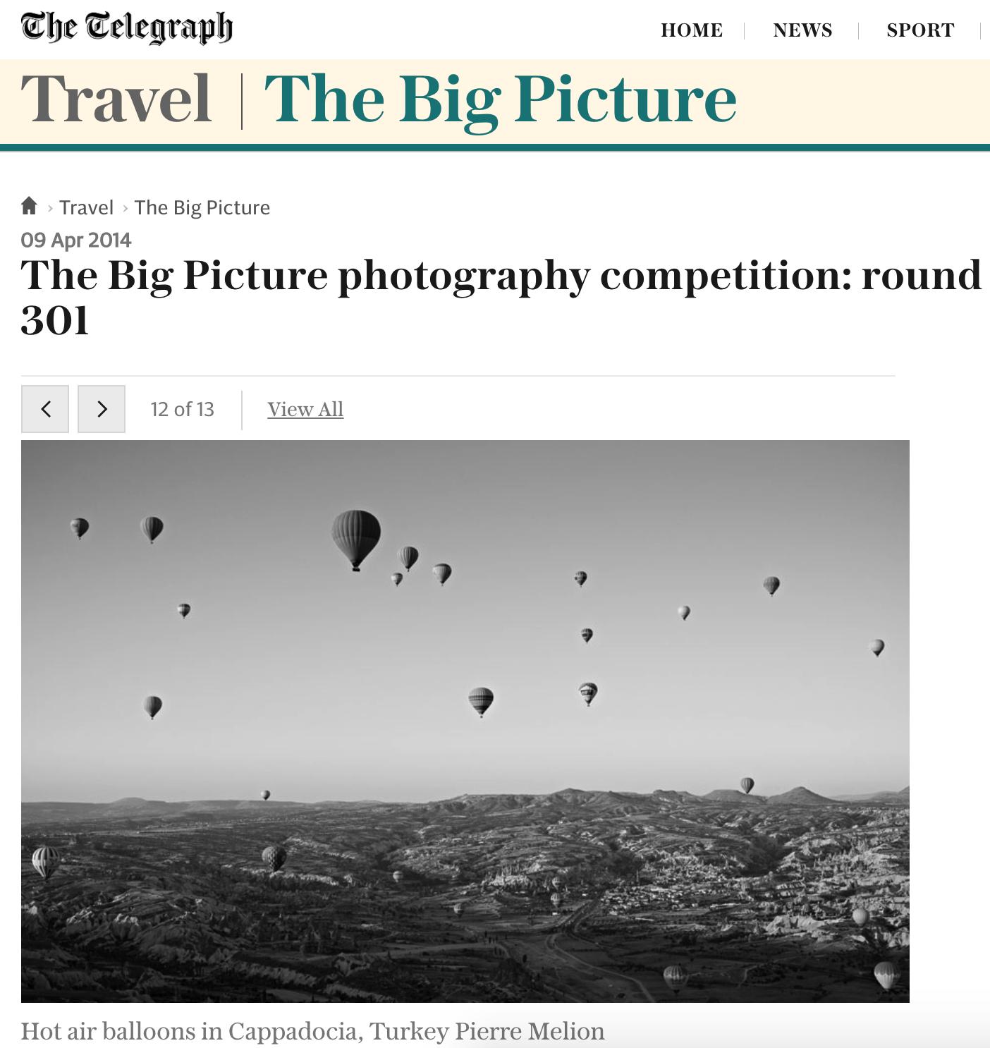 The Telegraph | The Big Picture