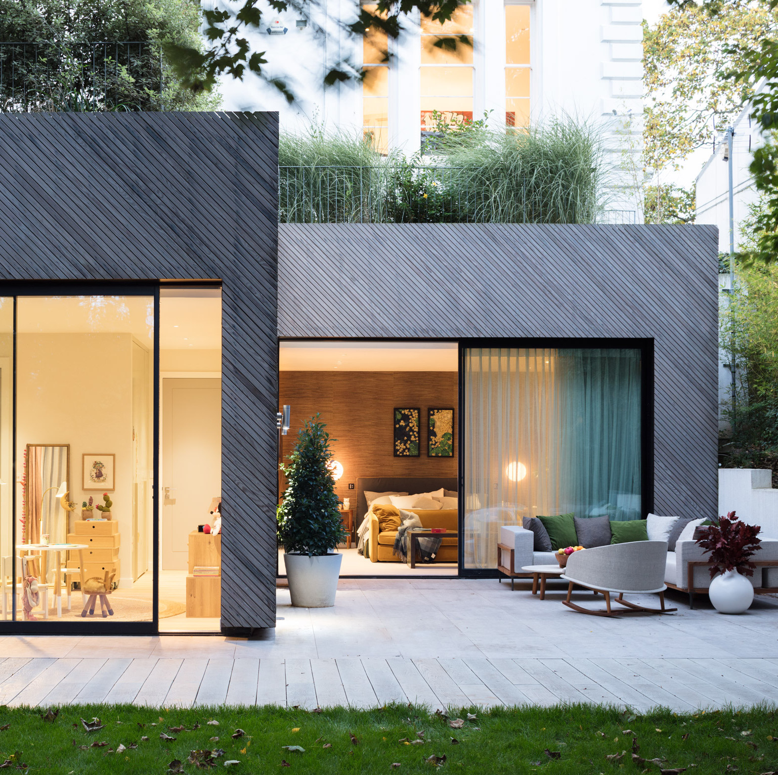 Claridge Architects