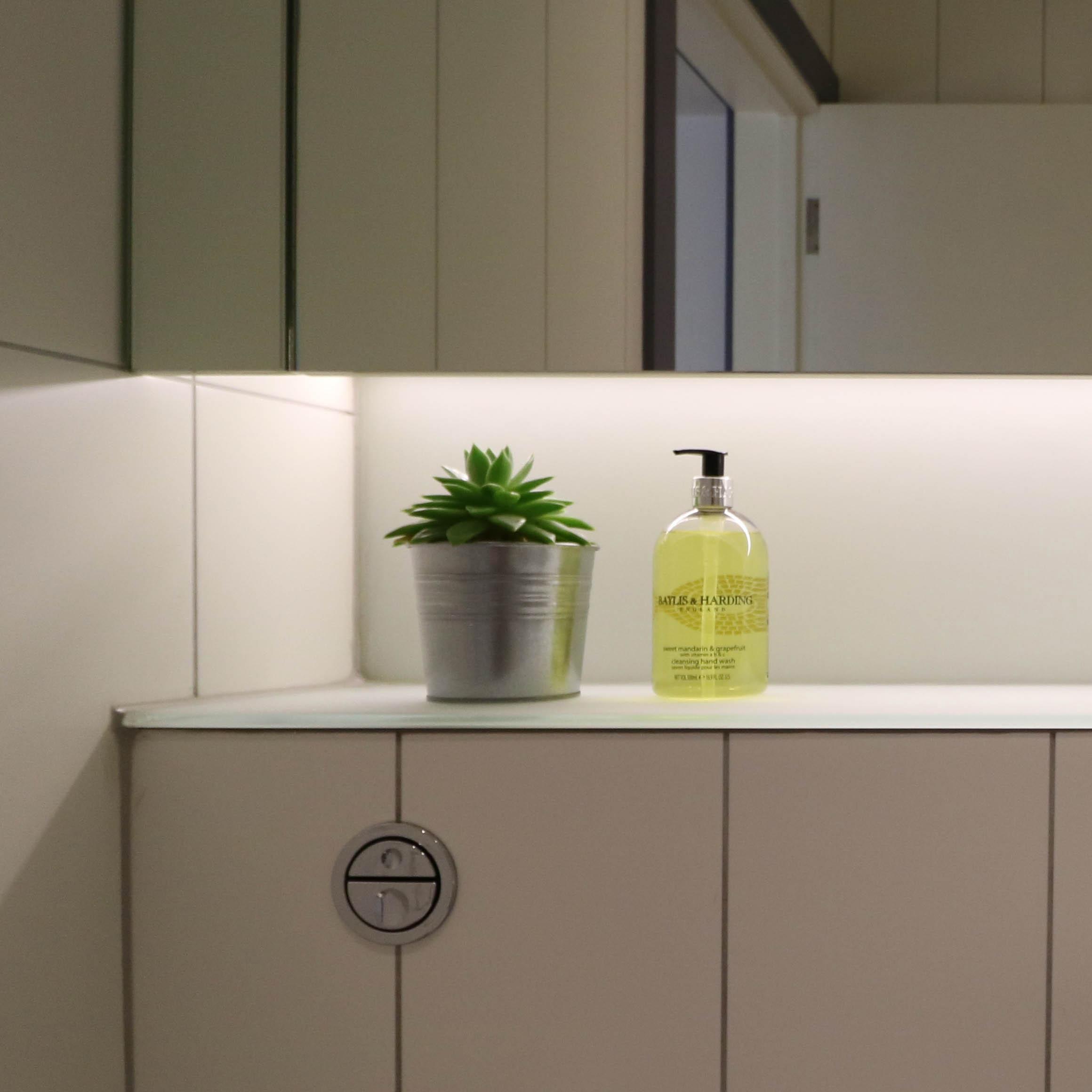 Bathroom Vanity details