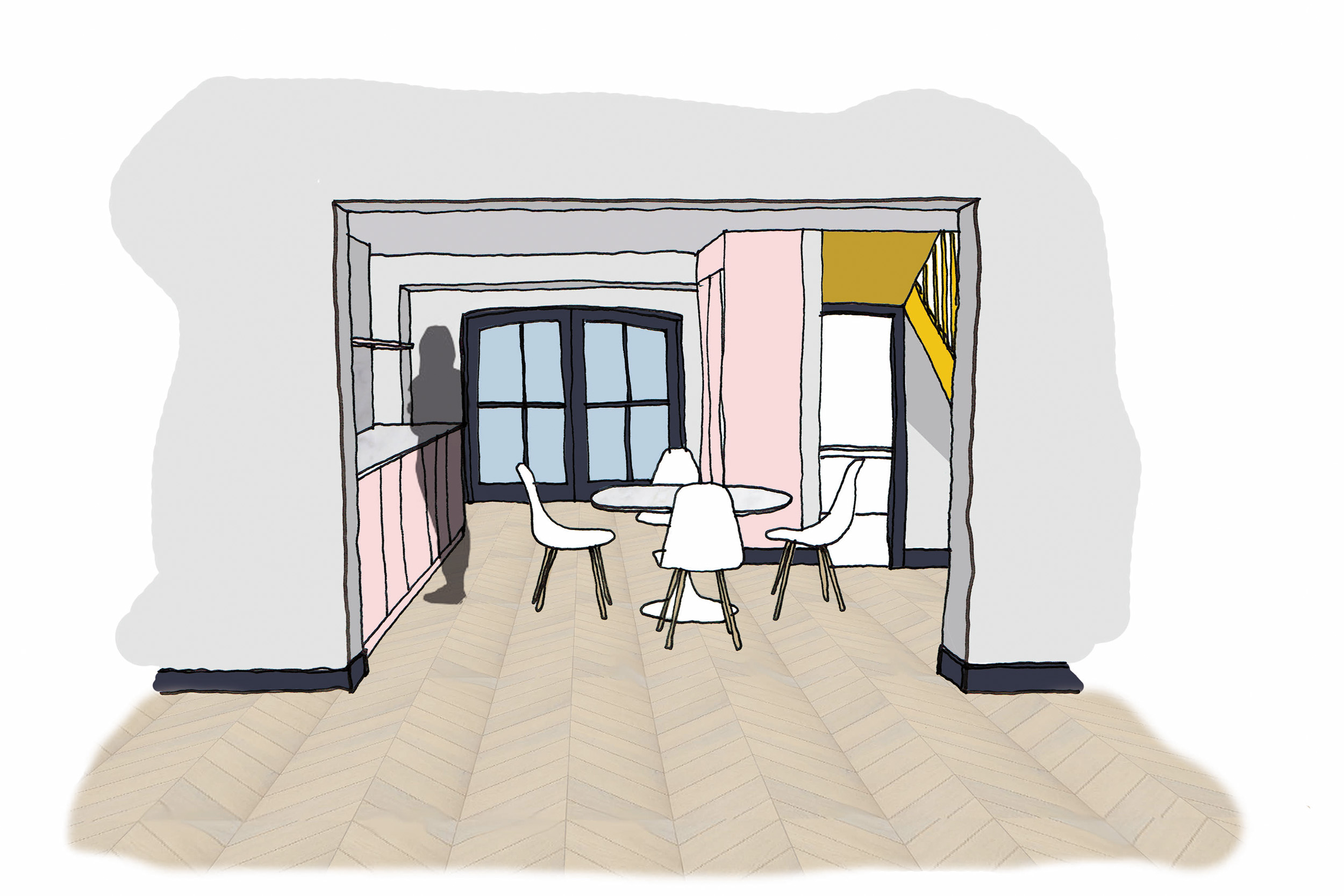 Proposed Living Space