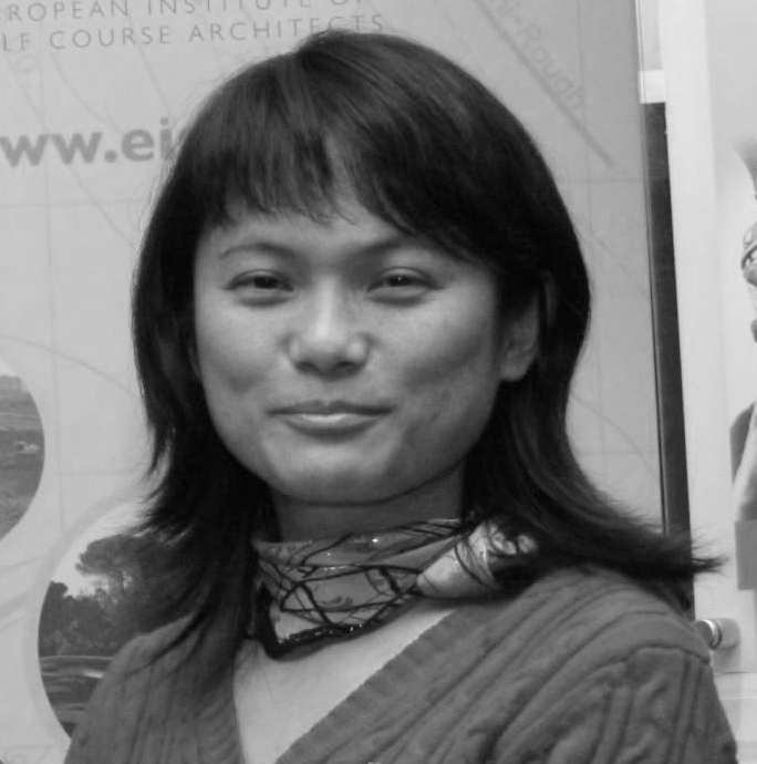 Connie Ying Kang, GCA MSc.