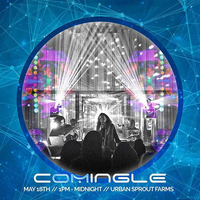 A month later and were still reeling from the magic of @cominglefest 👁🌀🌎🔊🌈💫 Super excited to continue the momentum 🙏 Stay tuned over at @cominglefest for official media and the next event announcement coming in the fall 2019🤘🚀❤️🌱 #cOMingleFest #ConsciousFestival #Galactivation #ConsciousMusicMovement #SacredBass #GrandMA2 #ConcertLighting
