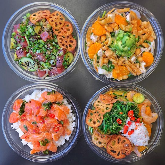 Eeny, meeny, miny, moe grab a poke by its bowl. 😋 #pokeworks
