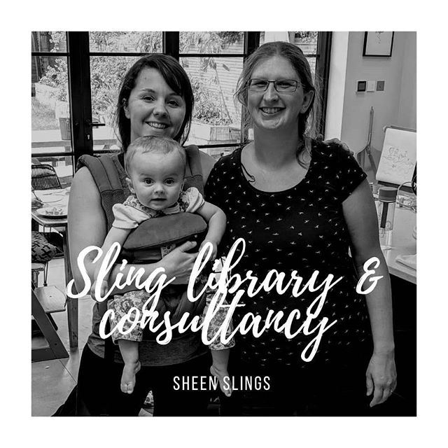 🌟 SLING LIBRARY 🌟 .  What's sling do you use/ like and why? Or are there some you really dislike? .  Over the weekend we had the absolute pleasure of welcoming Madeleine from @sheenslings to to our home in #Teddington. I only wish I had booked this sling consultancy sooner.  I had given up on a previous sling due to lower back pain and was assuming I'd be transporting Molly about in the amazing @quinnyworld hubb... As it transports both kids so nicely. BUT I wanted to meet with Madeline to extend my knowledge and experience on slings and baby carrying as im keen to provide this service in my post natal doula role with baby wraps... (Like the amazing @amawrap I own) and I wanted to have the option to carry Molly in a sling. .  We tried out Molly in a number of slings... Looking for the one that was the perfect fit for my body type that would also work for my hubby. We wanted a sling that allowed Molly, coming up to 9 months, to face forward, backwards and to be carried on my back... For us, the clear winner was @ergobabyuk but there certainly were contenders. .  Madeleine is so knowledgeable about slings and how to properly wear them... For instance above the hips rather than on them. @sheenslings offer sling workshops in #sheen and #kingston (to name a few of her locations). .  Currently im renting this sling from her to make sure it is indeed the perfect one. It's an absolute winner of a service and it's so great to be able to #trybeforeyoubuy .  A big thank you and 🌟🌟🌟🌟🌟 to @sheenslings ... Go book in... You won't regret it . . . . . #mummapod #babywearing #sling #slinglibrary #ergobaby #wearyourbaby #skintoskin #parenting #parentinghacks #mumlife #mumhacks #mumma #baby #pregnancy #surrey #surreyblogger