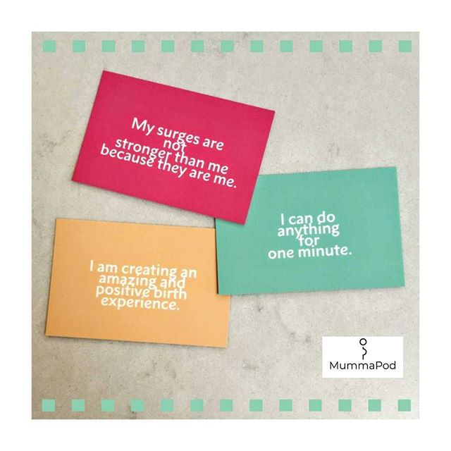 🌟 HYPNOBIRTHING AFFIRMATION CARDS 🌟 .  You spoke, I listened. More specifically, I recently asked you, my wonderful audience, about your favourite birth affirmations that helped you in your empowering and positive births. Then, I magically collected them all 🧙 (plus a few of my own personal favourites) and then we've created these positive birthing affirmation cards (which come in a convenient little box...). Turn one over every morning to start your day on a high! .  How much you say... £10 a box. 💸 .  They're bright and colourful and they're specially for creating a positive birth experience. 🤰 .  A great gift for yourself or your pregnant mate.... (Visit our shop on links) 🎁 . . . . . #mummapod #hypnobirthingworks #hypnobirthing #pregnancy #babyshowergift #babyshower #birthaffirmations #birthaffirmationcards #affirmations #teddington #mummytobe #preggo #teddingtonmums #thisgirlcan #pregnancygift