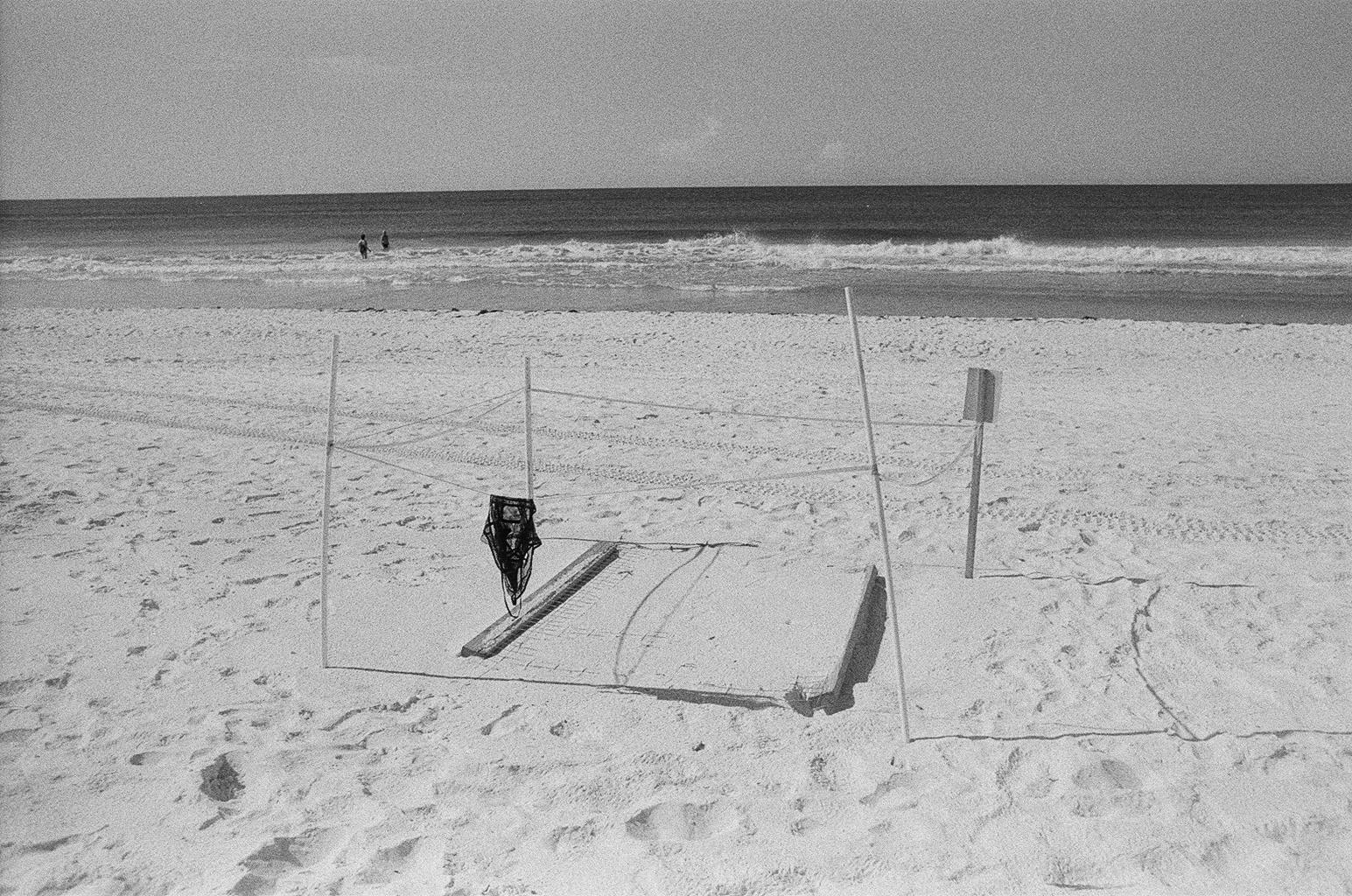 black lingerie on white beach1.jpg
