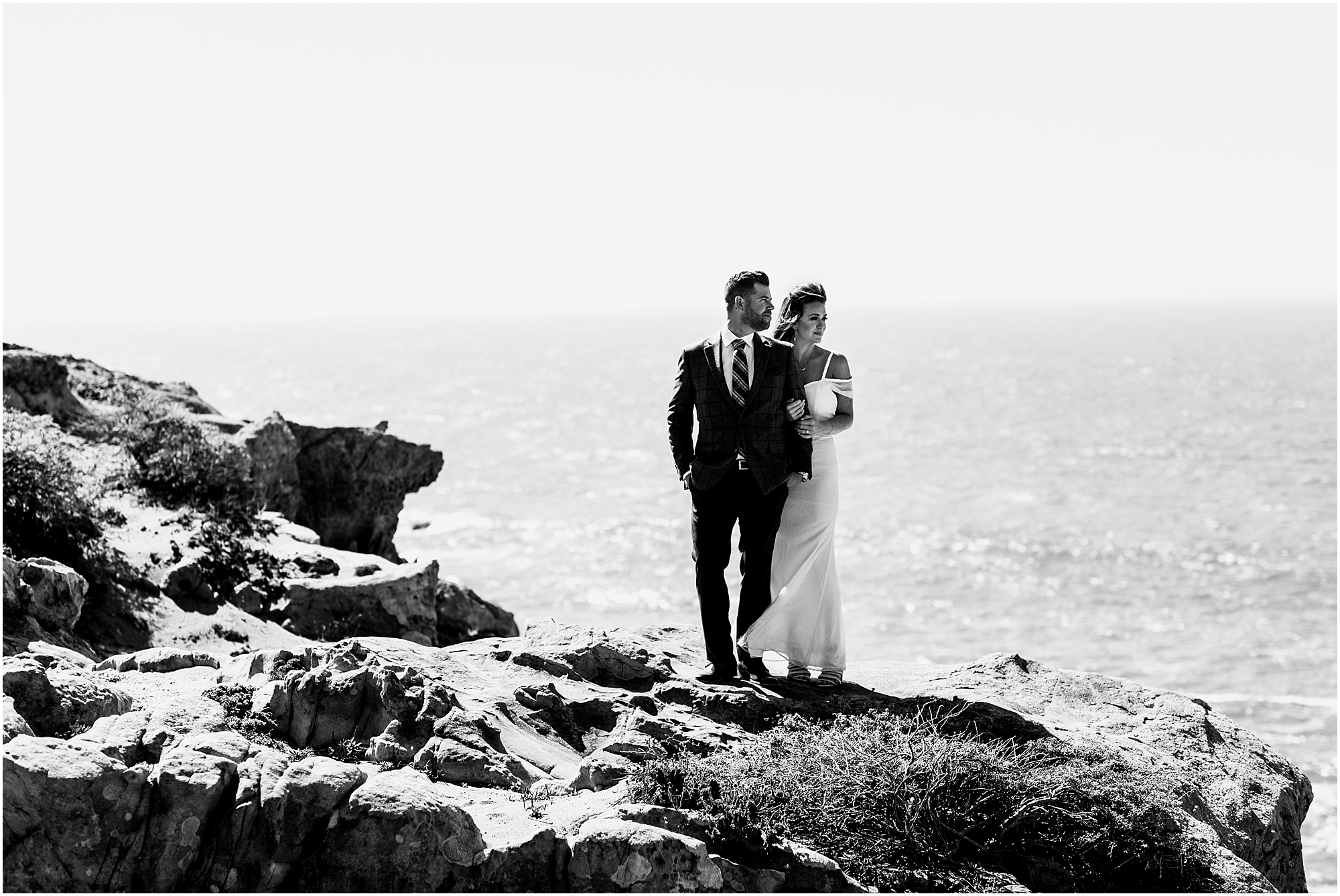 Timber Cove Inn Wedding Portraits
