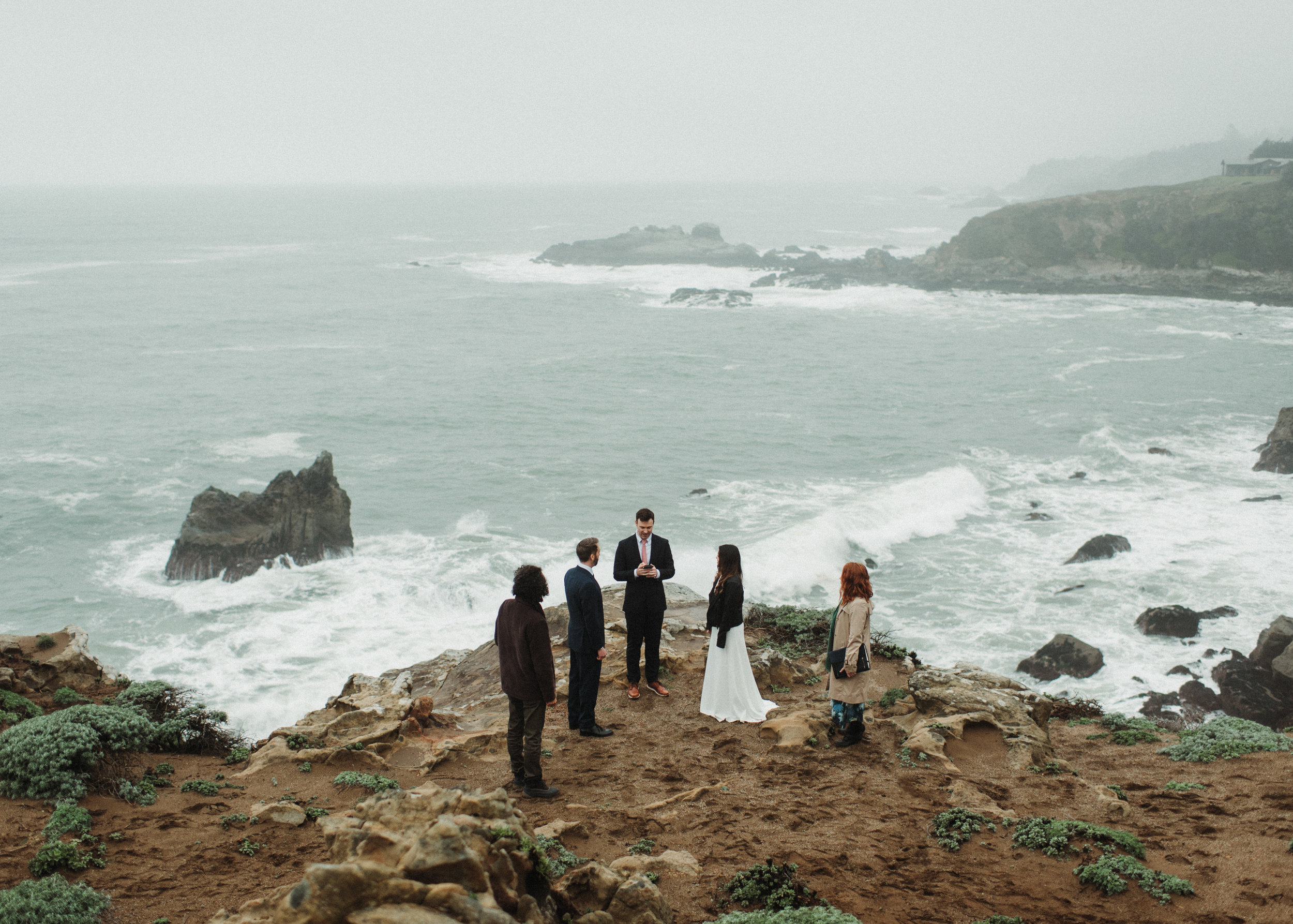 Elopement Collection // $1400 - Two hours of Photography Coverage200+ Edited PhotosOnline Gallery with high-resolution images to downloadPersonal Print Release