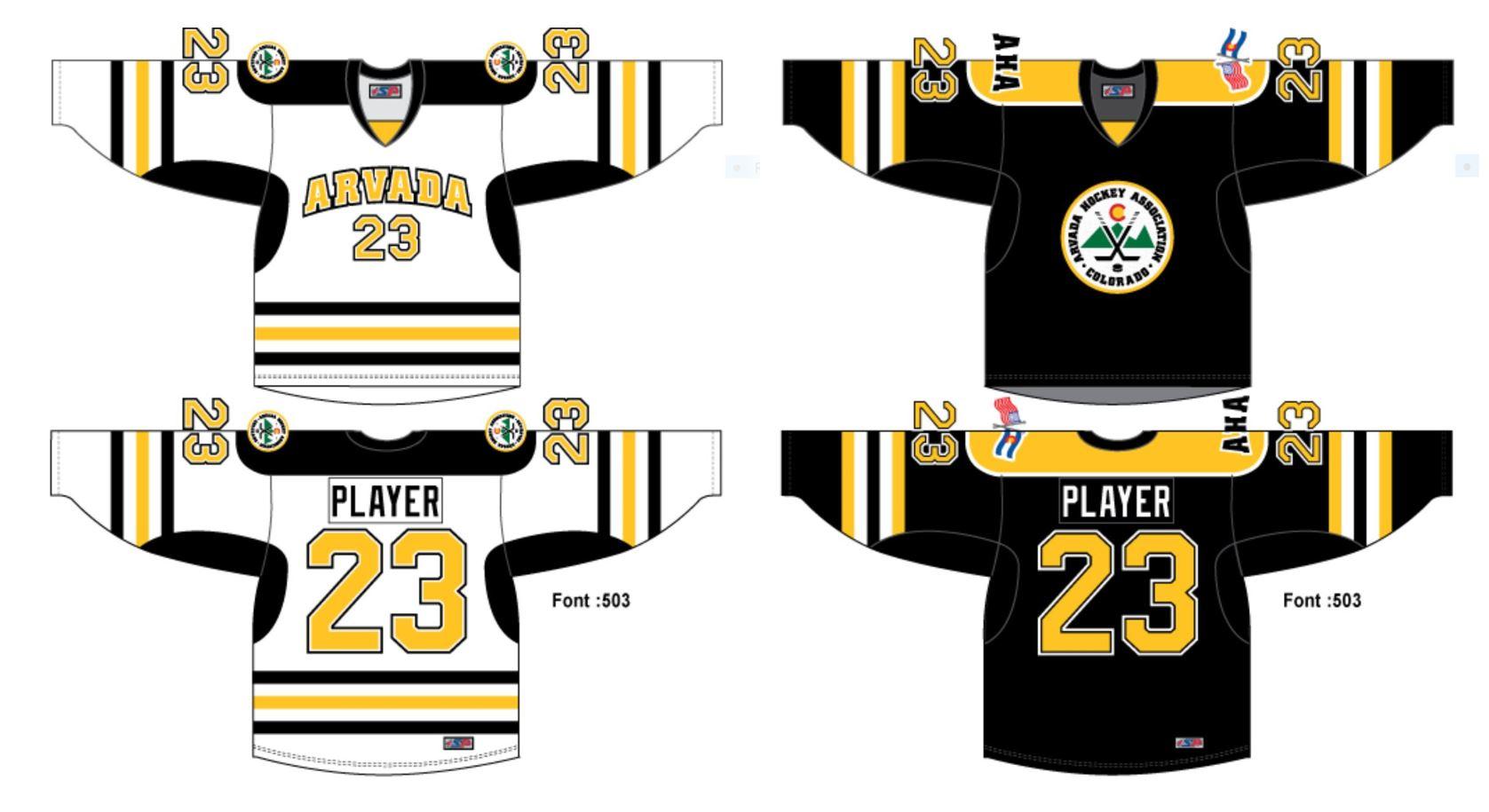 2014 Arvada Hockey Association