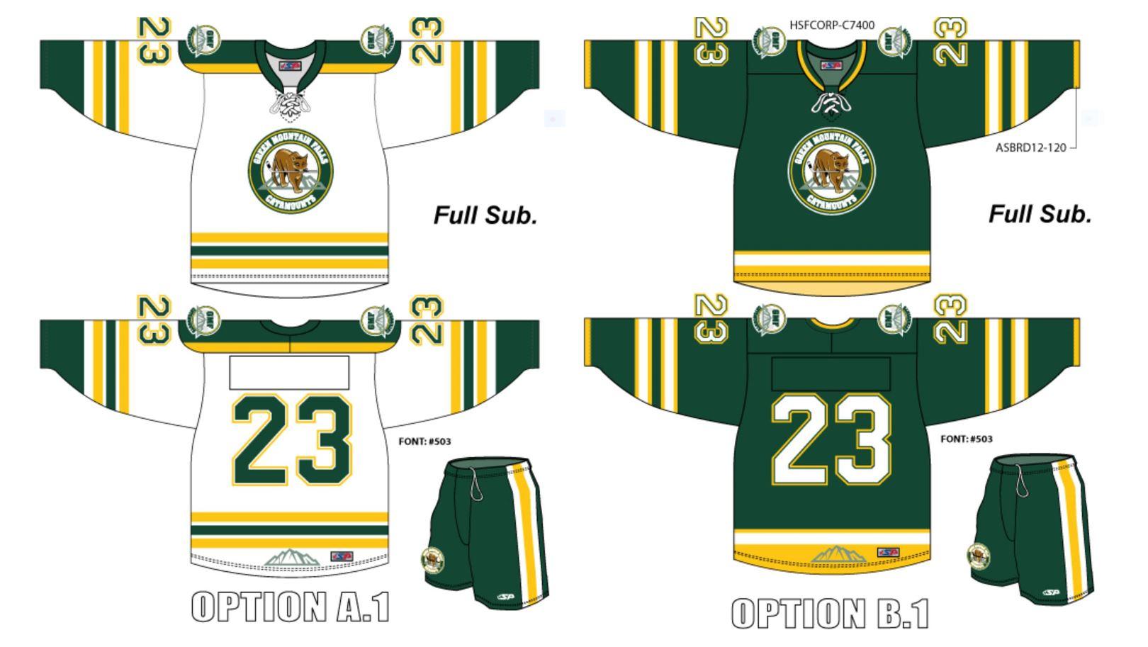 2014 Green Mountain Falls Hockey