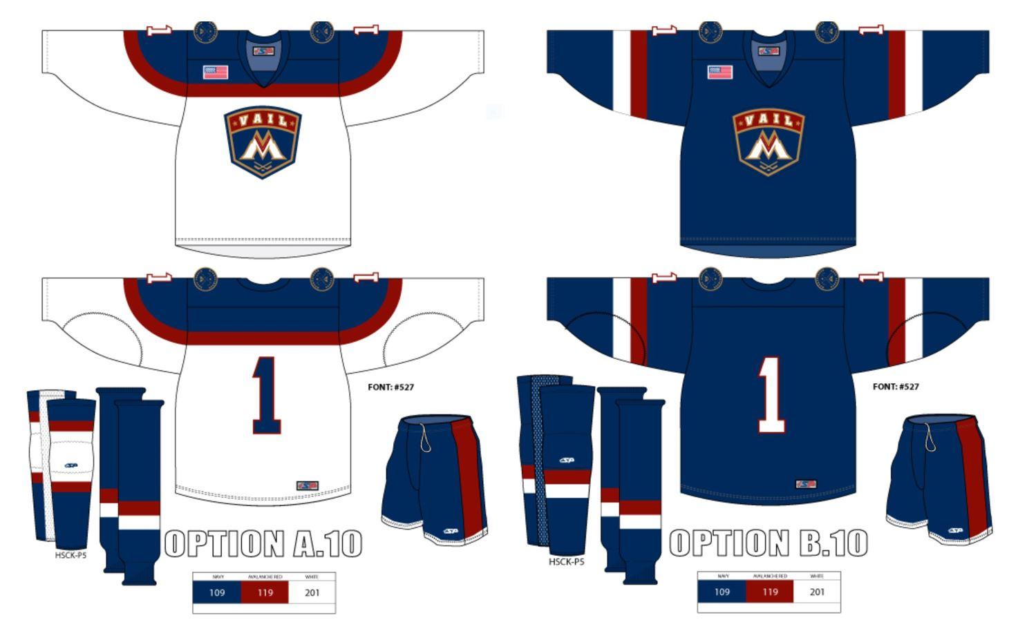 2013 Vail Eagle Hockey Association