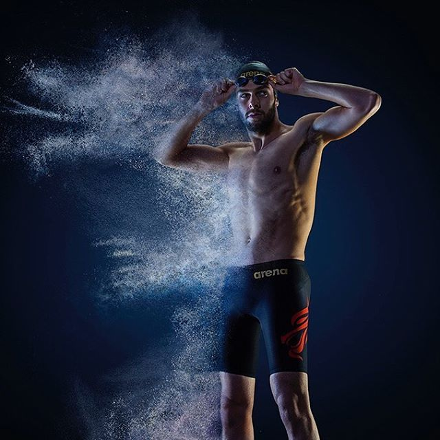 @greg_palt campaign photography creative for @arenawaterinstinct INSTINCT COLLECTION. Photography @simonderviller - Illustration @imaginateonline - Loved working on this campaign! @adbagency @paul_hill_retouching #arena #swimming #dragon #illustration #photography #speed #olympian #champion #concept #creative  @profotoglobal #italy #inspiration #redsmoke #reddust #dragonillustration @wacom #creativedesign #advertisingdesign