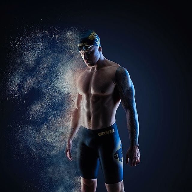@adam_peaty campaign photography creative for @arenawaterinstinct INSTINCT COLLECTION. Photography @simonderviller - Illustration @imaginateonline - Loved working on this campaign! @adbagency @paul_hill_retouching #arena #swimming #lion #illustration #photography #speed #olympian #champion #concept #creative  @profotoglobal #worldchampion #gb #england #mbe  #inspiration #redsmoke #reddust #lionillustration #advertisingdesign #creativephotography @wacom