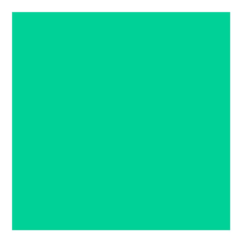 HEX 00D196   HSL  (163°, 100%, 41%)   RGB 0, 209, 150