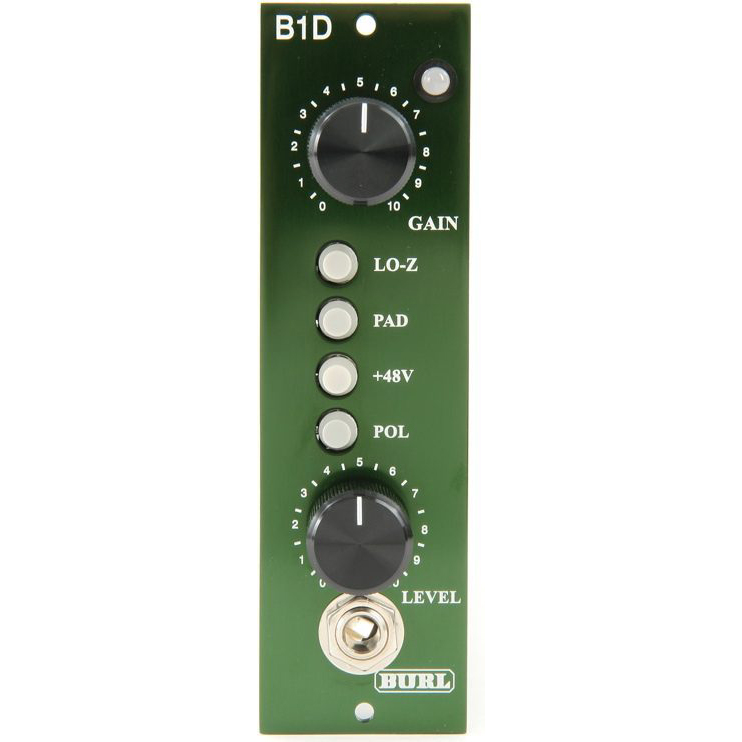 Photo of the Burl Audio B1D from  Sweetwater.