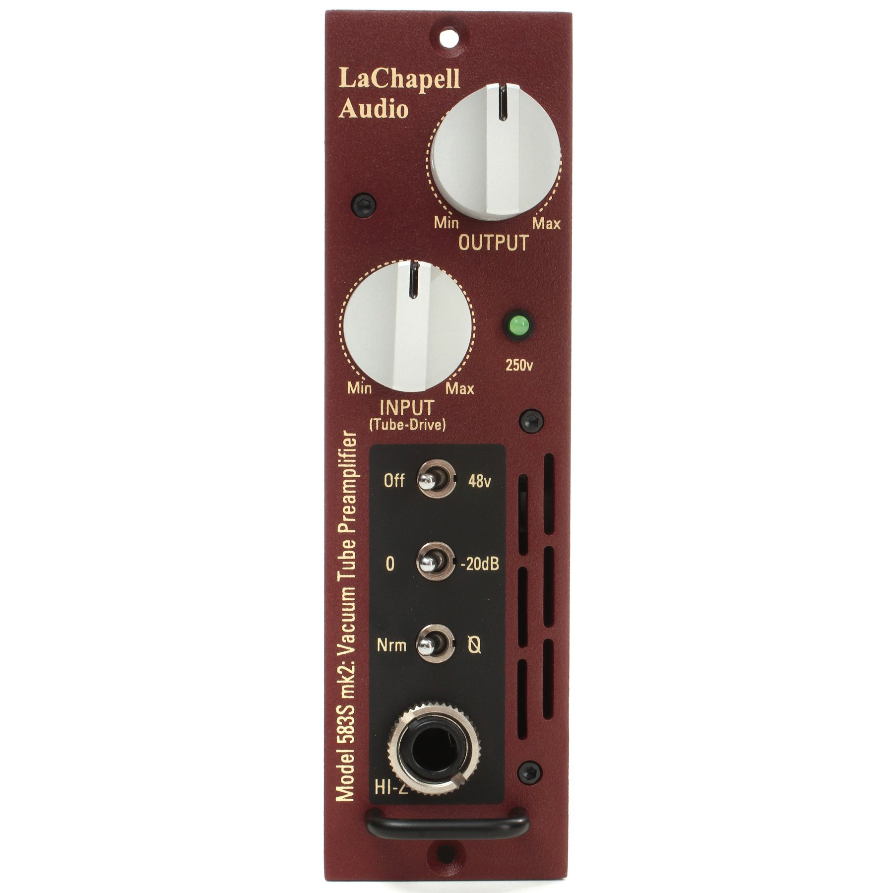Photo of the LaChapell 583S mk2 from  Sweetwater.