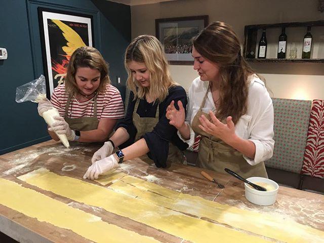 Trattoria Al Volo cooking class
