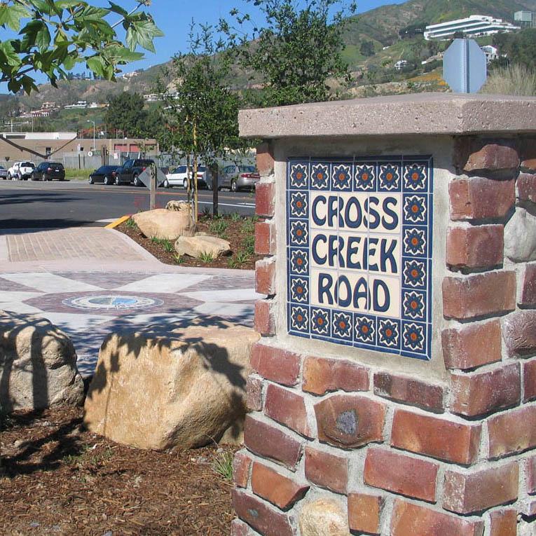CROSS CREEK ROAD