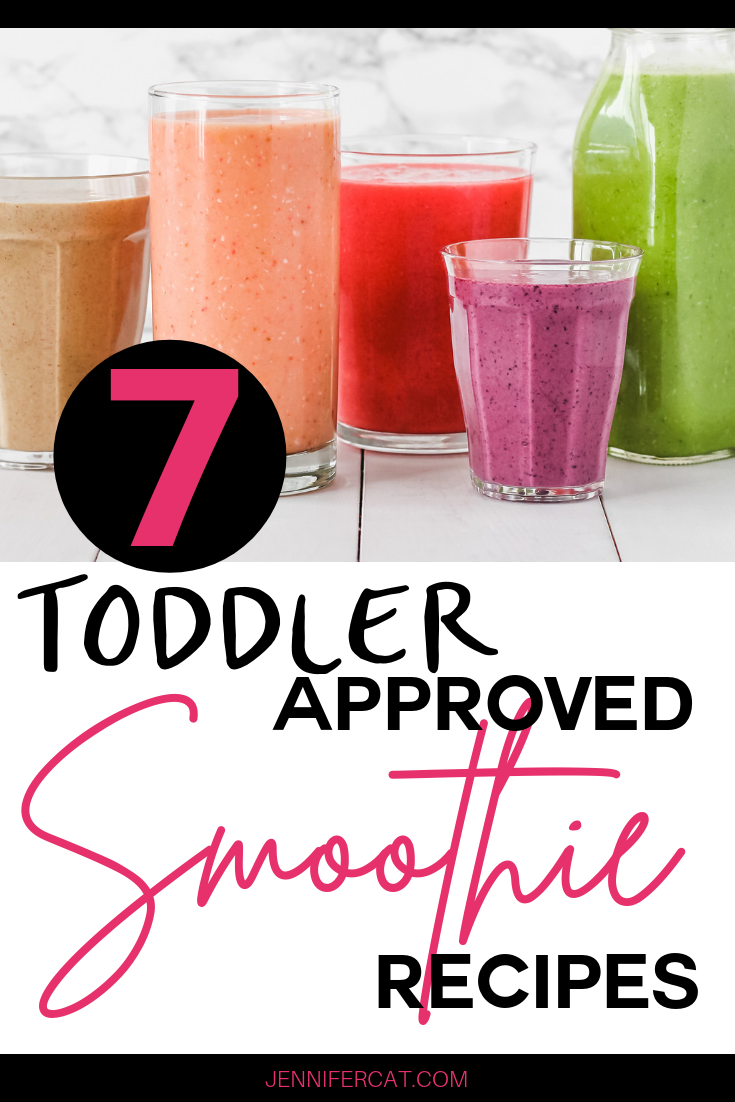 toddler approved smoothies
