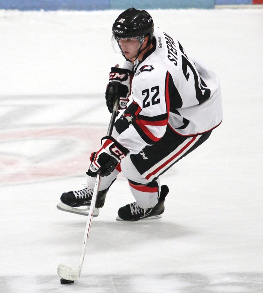 Zach Stepan - Minnesota State