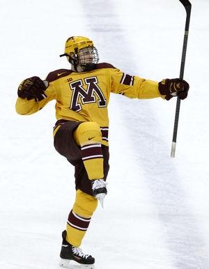 Michael Brodzinski - Minnesota Gophers