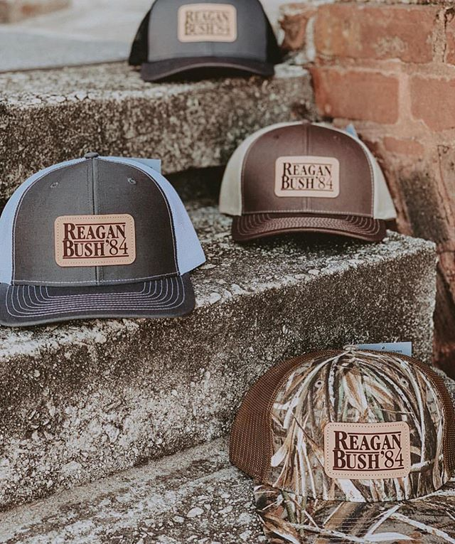 If y'all haven't stopped by @southernrootsoutfitter, you need to! They just received a huge order of our Leather Patch hats. Looking good you guys! #southernroots #southernsnap #snapofthesouth