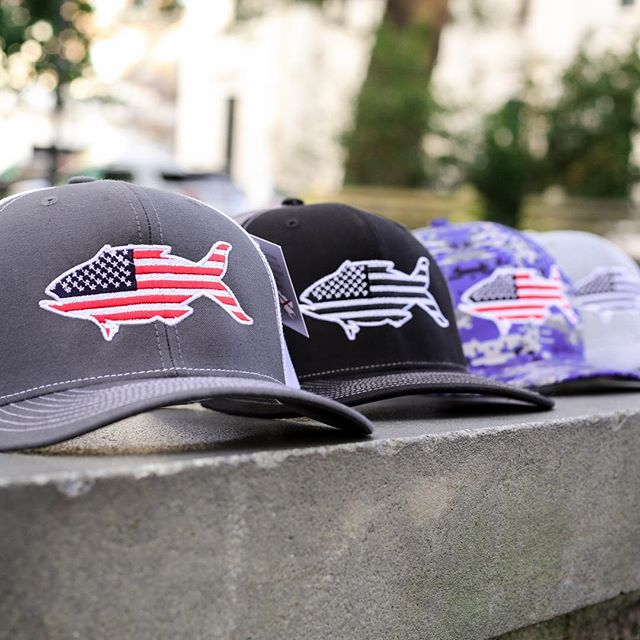 Get ready for spring with our Southern Snap hats! New designs and colors.