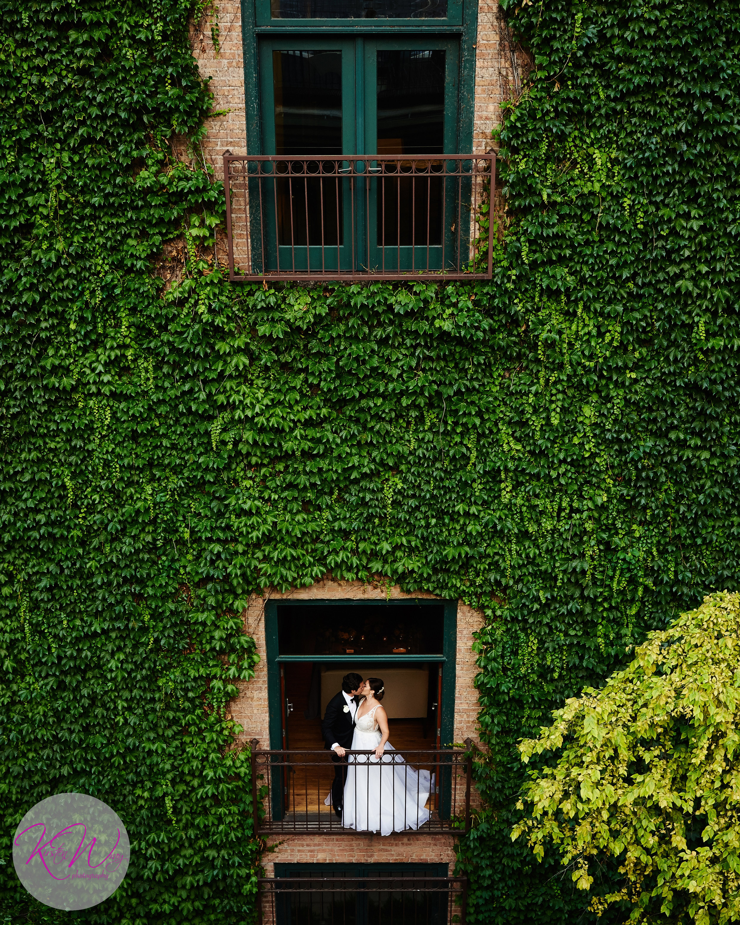 Downtown Chicago Wedding Kirsten Wray Photography