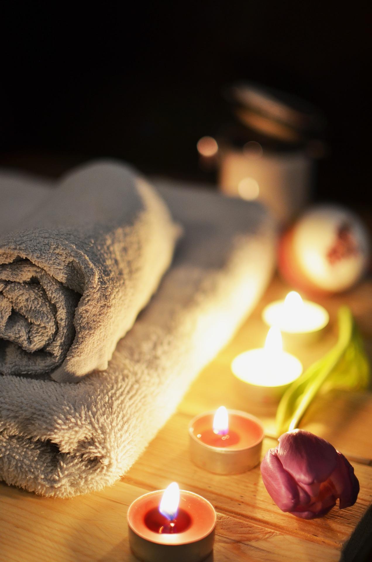 Towels & Self Care