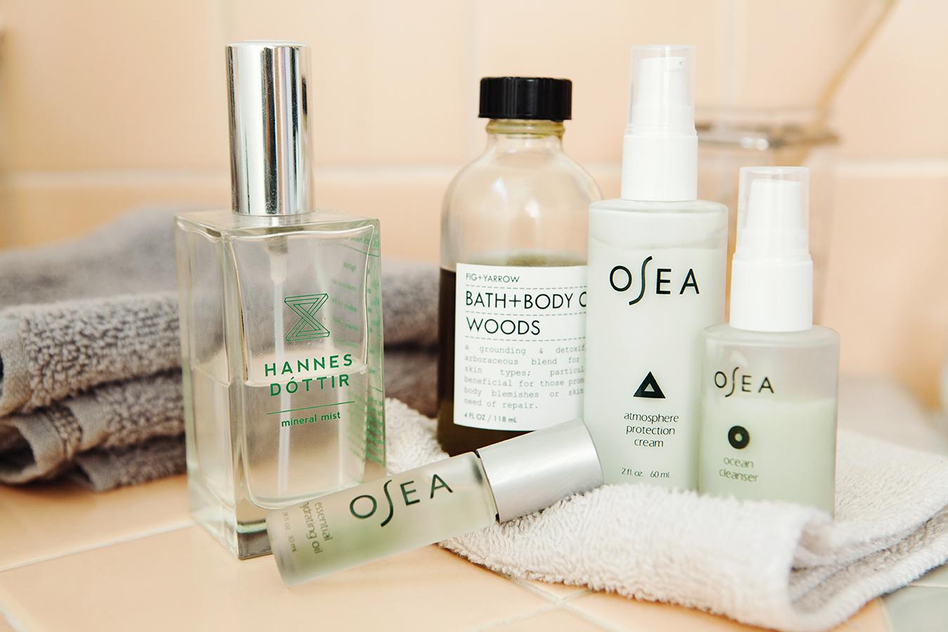 Osea Malibu Natural Skin care