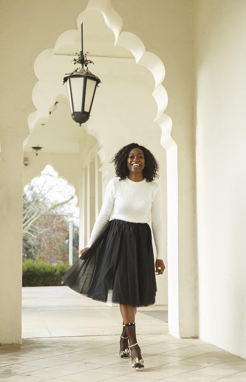 Black Girl Suncreen 1