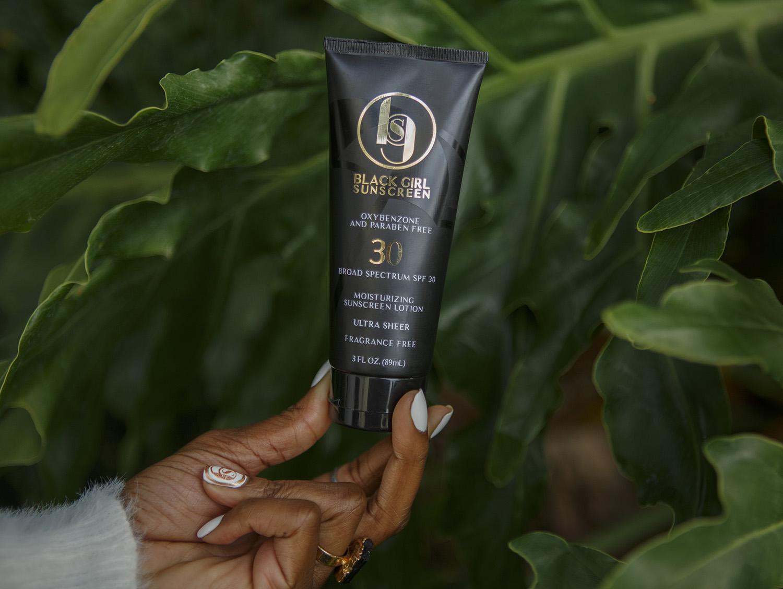 Black Girl Sunscreen 3