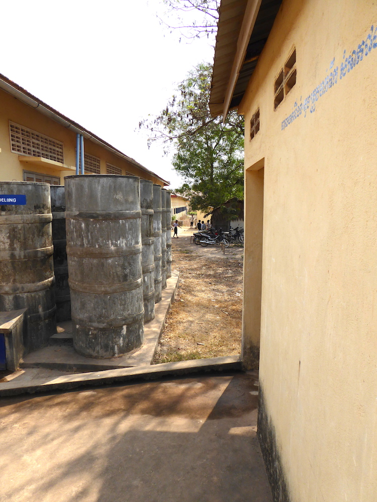 Rainwater collection system (2010)