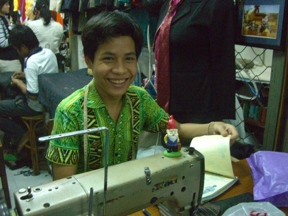 School Uniform Sewing Business