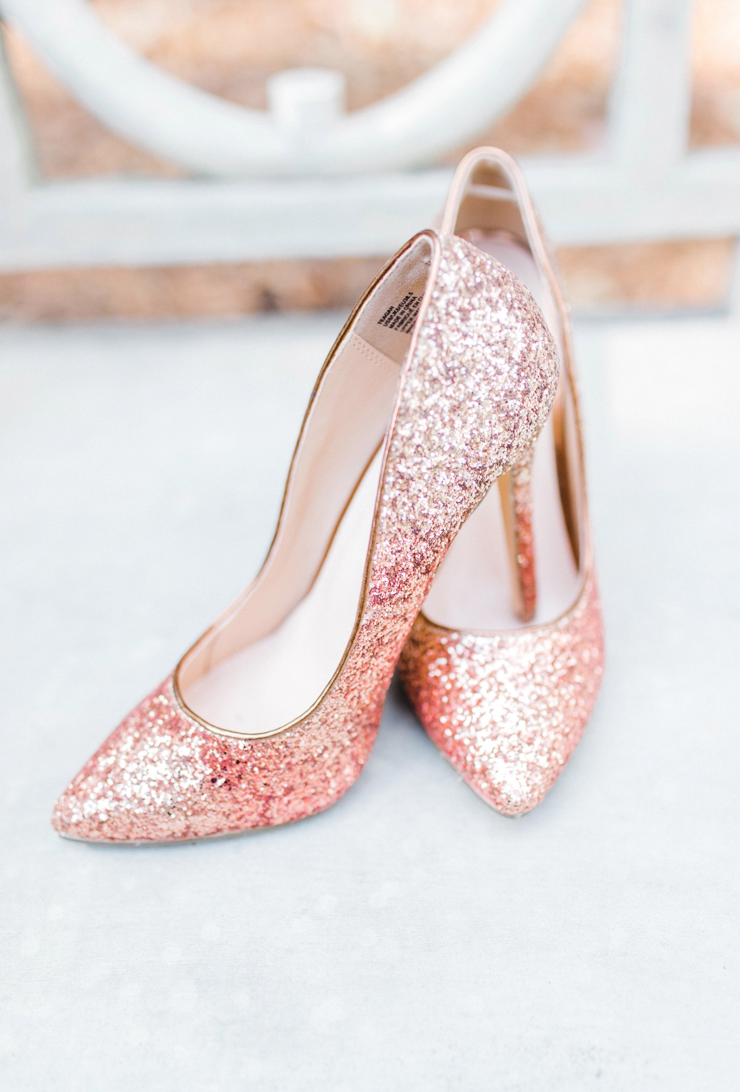 Rose-Gold-Glitter-Shoes-Tierney-Riggs-Photography