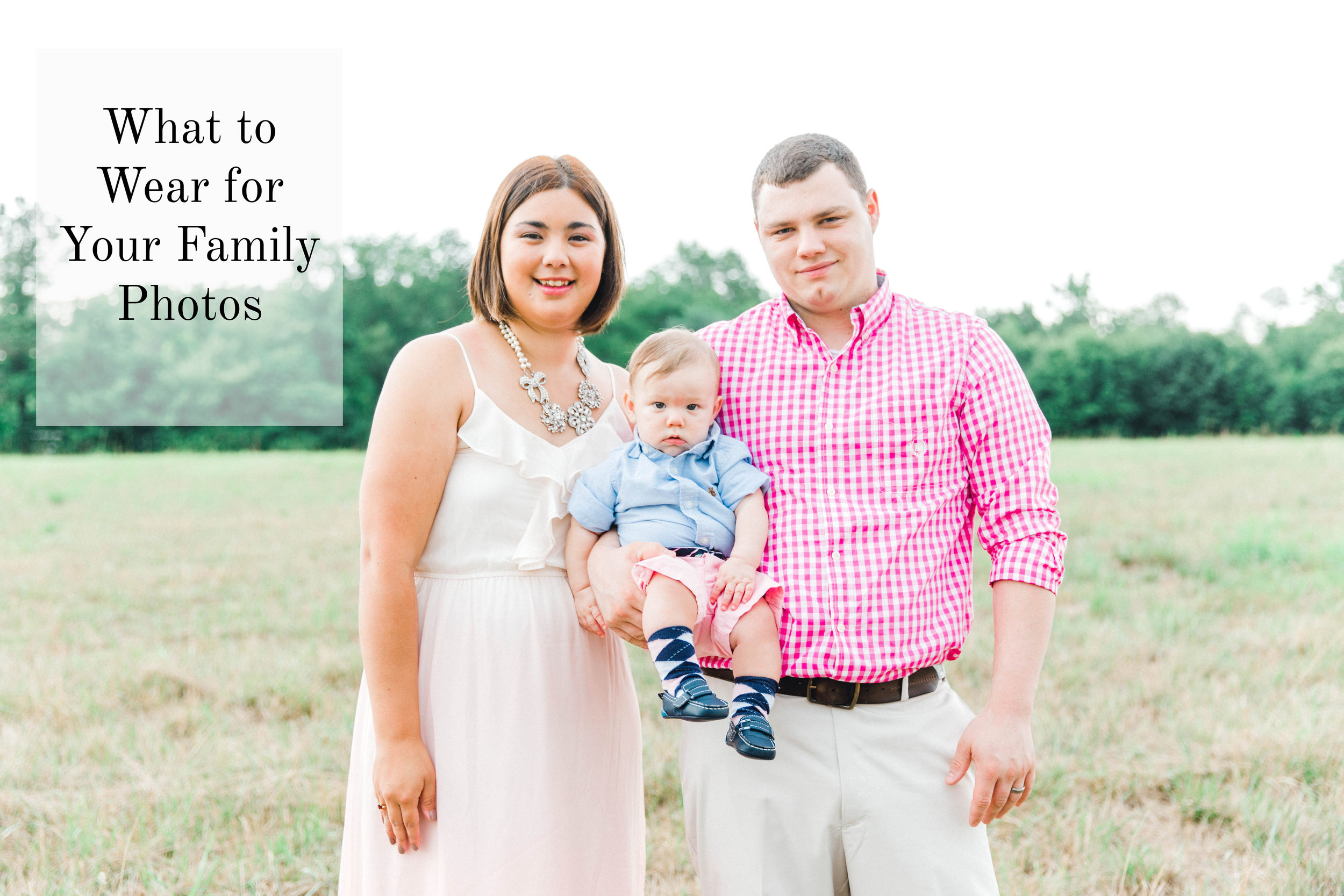 A summertime family session in Durham, North Carolina