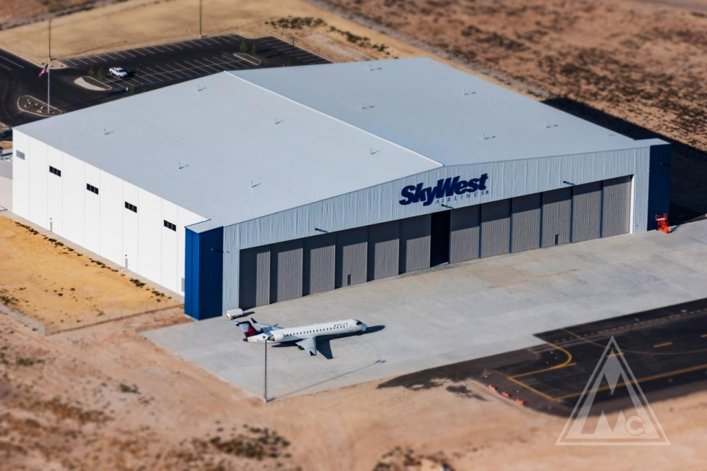 SkyWest Hangar