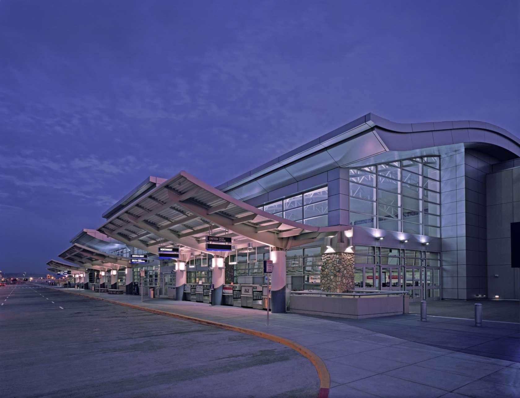 Air Terminal Expansion