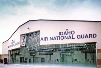 C-130 Hangar