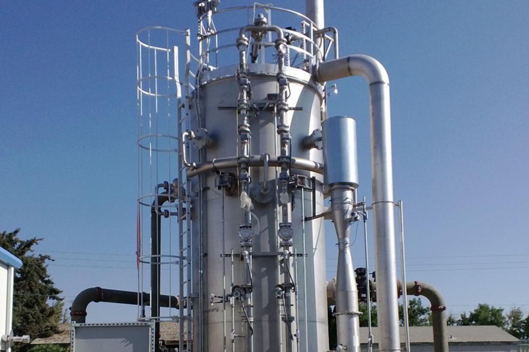 Wastewater Treatment Chobani - Twin Falls